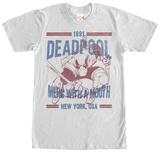Deadpool- Merc With A Mouth Vêtement