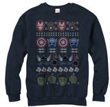 Crewneck Sweatshirt: Avengers- Ugly Avengers Sweater Tシャツ