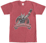 Thor- Asgardian Gym T-Shirt