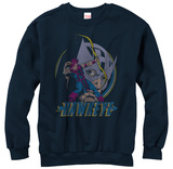 Crewneck Sweatshirt: Hawkeye- Take Aim Maglietta