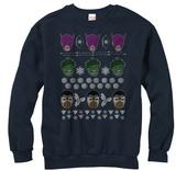 Crewneck Sweatshirt: Avengers- Avengers Ugly Sweater Tshirt