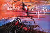 Pink Floyd- The Wall Hammers アートポスター