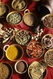 Still Life with Exotic Spices Fotografie-Druck von Frederic Vasseur