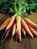 Bunch of Carrots Photographic Print by Peter Howard Smith