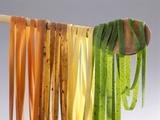 Homemade Fettuccini Fotografisk tryk af  Studio R. Schmitz