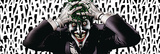 The Joker- Killing Joke Laughs Kunstdruck