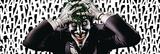 The Joker- Killing Joke Laughs Stampa