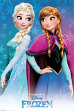Frozen- Cool Sisters Plakater