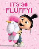 Despicable Me- It's So Fluffy Prints
