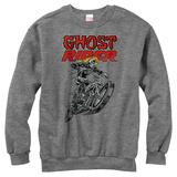 Crewneck Sweatshirt: Ghost Rider- Stunt Ride T-Shirts