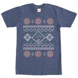Captain America- Christmas Cheer Sweater T-shirts
