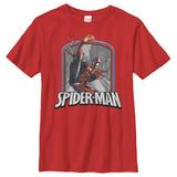 Youth: Spiderman- Kick Out Shirt