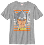Youth: Thor- Hero Face T-Shirt