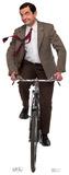 Mr. Bean - Bike Ride Silhouettes découpées en carton