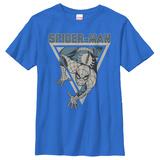 Youth: Spiderman- Power Crawl T-Shirt