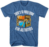 Step Brothers- So Much Room T Shirts