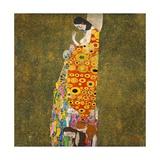 Hope, II by Gustav Klimt Impressão giclée por Gustav Klimt