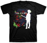 The Cure- Boy's Don't Cry Tシャツ