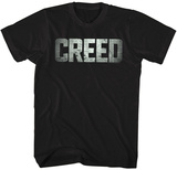 Creed- Movie Logo T-shirts