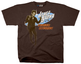 James Brown- Live At The Apollo T-Shirts