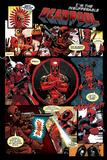 Deadpool- The Insufferable Plakater