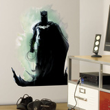 Batman Figure Peel And Stick Giant Wall Graphic Wall Decal