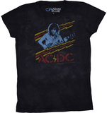 Juniors: AC/DC - Electric Angus T-Shirt