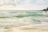 Summer Sea Giclee Print by Andrew White