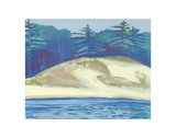 Lake Dunes Prints by Cathe Hendrick