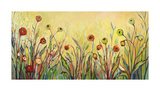 Summer Poppies Giclee Print by Jennifer Lommers