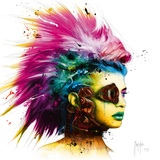 Cyber Punk 2 Giclee Print by Patrice Murciano