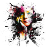 No War for our Children Giclee Print by Patrice Murciano