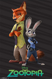Zootopia- Partners Pôsteres