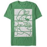 Super Mario- Running Blocks T-Shirts