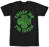 Trust Me I'm Irish T-Shirts
