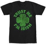 Trust Me I'm Irish Camisetas