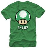 Super Mario- 1-Up Tshirt