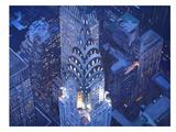 NYC Affiches par M Bleichner