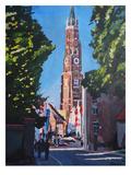 Landshut Munchner Tor 1 Affiche par M Bleichner