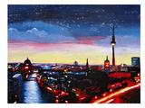 Berlin 3 Posters par M Bleichner