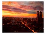 Munich Night 3 Posters par M Bleichner