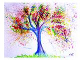 Tree Of Life Affiches par M Bleichner