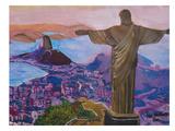 Rio 1 Affiche par M Bleichner