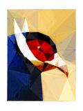 Exotic Bird Giclée-Premiumdruck von Enrico Varrasso