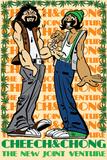 Cheech & Chong- Joint Venture アートポスター