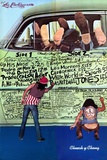 Cheech & Chong- The Pigs Grafitti Póster