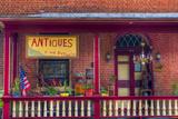 Antikviteter Fotografisk trykk av Bob Rouse