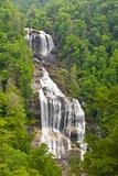 Whitewater Falls Fotografisk trykk av Bob Rouse
