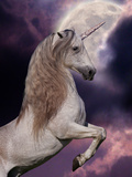 Unicorn 60 Lámina fotográfica por Bob Langrish