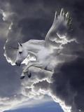 Unicorn 62 Lámina fotográfica por Bob Langrish